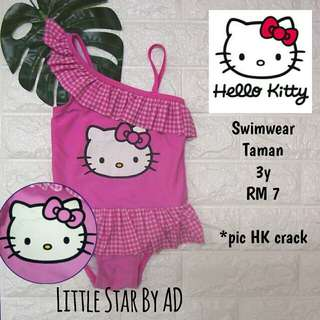 Hello Kitty Kids Swimwear
