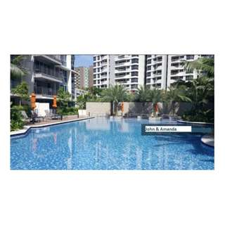 Q BAY RESIDENCES - Beautiful Studio Apt for Rent