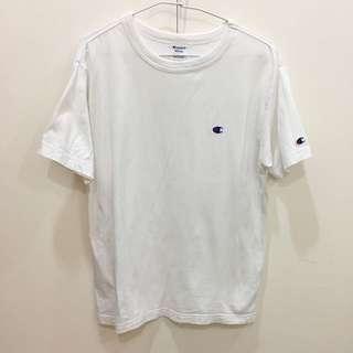 🚚 Champion白色短袖T恤