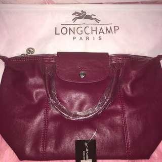 🎄CHRISTMAS SALE 🎄 Longchamp Cuir