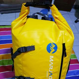 28L Marjaqe Waterproof Dry Bag Backpack / Drybagl