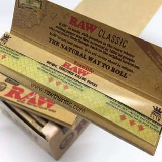 Raw Rolling Paper 110mm
