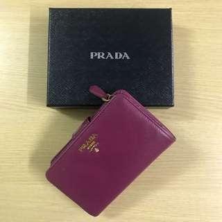 Prada wallet (bought in Italy), original price around HK$3500