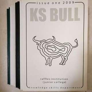 KS Bull from RI/RJC [2009-2014] [Knowledge & Skills Bulletin]