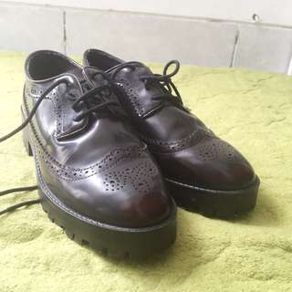 Oxford shoes Pull & Bear