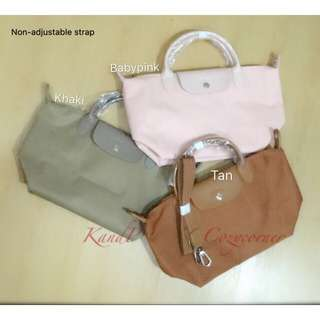 Authentic Longchamp LC bag