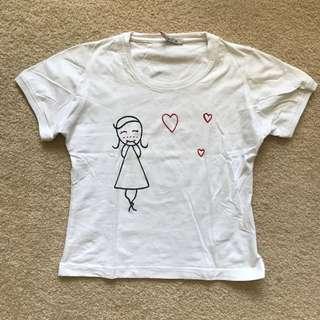 Cute Korean t-Shirt