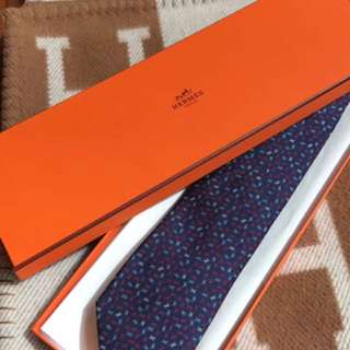 Hermes silk ties Christmas gift for men