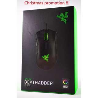 Christmas Promo : Razer Deathadder Elite