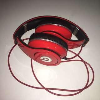 Beats OG Studio Red