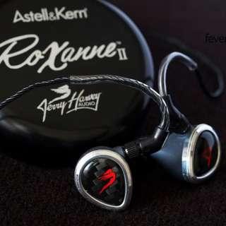 勁減 ! 全新 AK JH Roxanne II 第二代 12動鐵 單元耳機 跟 2.5mm 平衡線