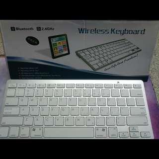 無線藍牙鍵盤 Wireless Keyboard (原裝正貨)