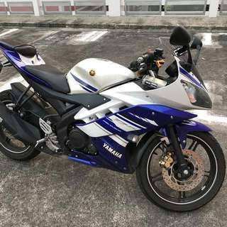YZF-R15 V2