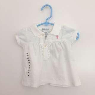Ralph Lauren 寶寶polo衫