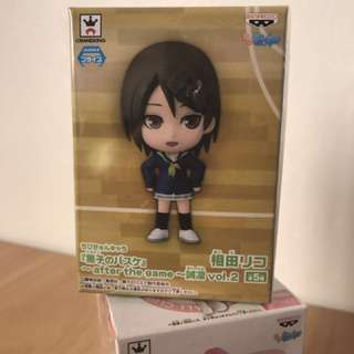 Kuroko no basuke riko mini figure
