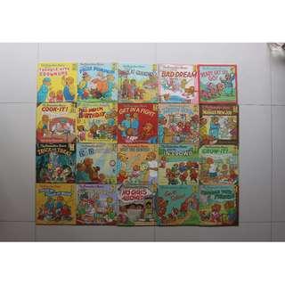 Berenstein Bears Books & Children's Story Books