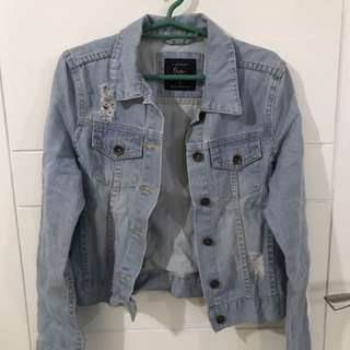 Cotton On Denim Jacket (Fits XS to S)
