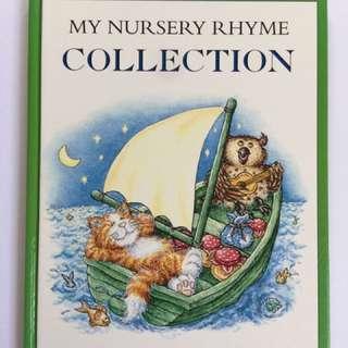 Nursery Rhymes - Book