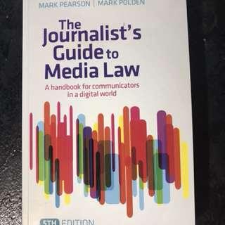 Media Law Textbook