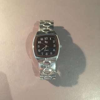 Deja Voux Silver Watch