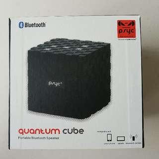 PSYC Quantum Cube bluetooth speaker  - Brand New