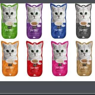Kit cat Purr Purée (4x15gm)