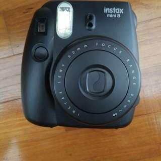 Fujifilm Instax Mini 8 with 3 free packets of Polaroid film