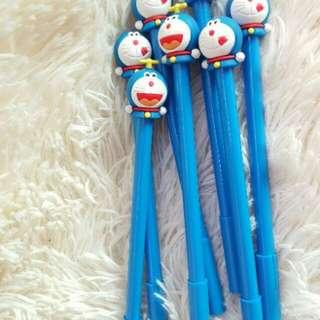 12 pcs Doraemon Pens