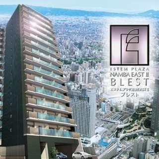 大阪 浪速區日本橋駅🚇2011年建,6年樓齡🛋13樓高職單位,採光充足,景觀開揚