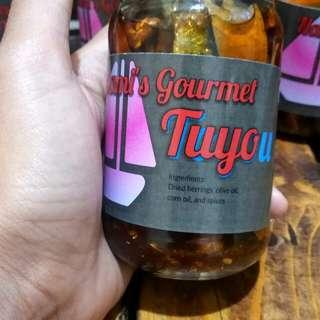 Nami's Spicy Gourmet Tuyo