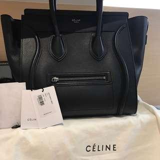 Celine Mini Black