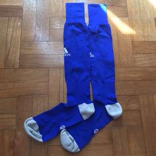 Authentic Adidas Long Soccer Socks