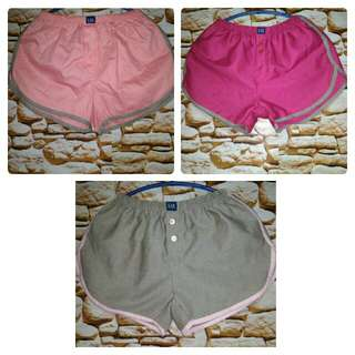 Buy All Three Ladies Boxers