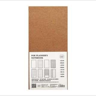 Bullet Journal Notebook [Instock]