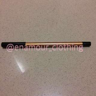 Eyeliner Gel warna Gold