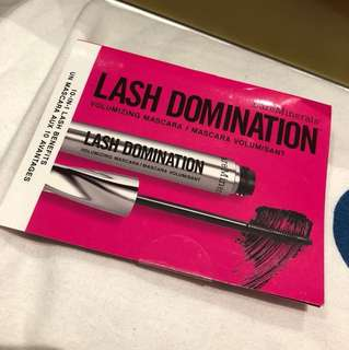 Bare minerals lash domination