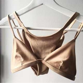 Ohana swimwear bikini top