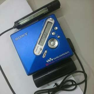 Sony MD Mz-N710