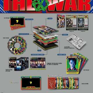 EXO - The War : The Power Of Music