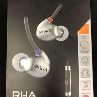 RHA T20i earphone