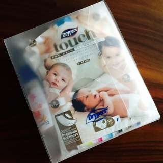 Drypers Touch Pro Skin Technology Newborn - 5kg Gift Pack