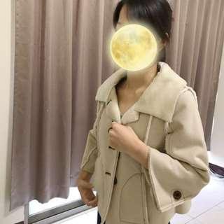 🚚 名媛款寬袖斗蓬外套 #我的女裝可超取