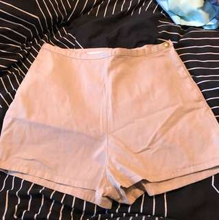 Brand new American Apparel Khaki shorts