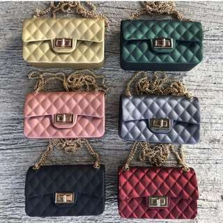 Chanel Jelly Bag