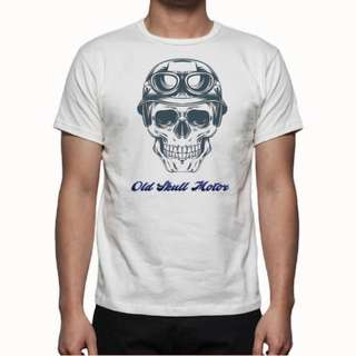 Cotton T-Shirt With Design