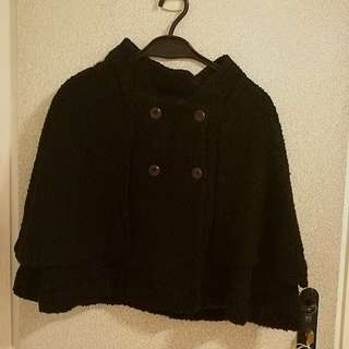 Cape jacket from japan