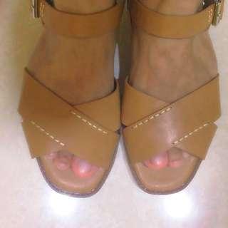Cross Sandals #pbf80