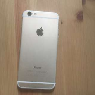 iPhone6 Gold