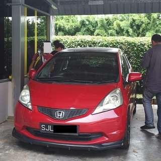 Honda Jazz  A* UBER/GRAB/CAR RENTAl