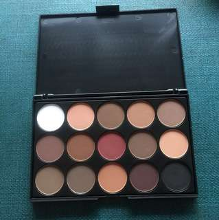 READY STOCK!! Neutral Eyeshadow Palette